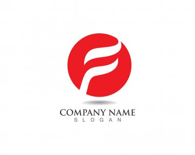 F letter logo symbol