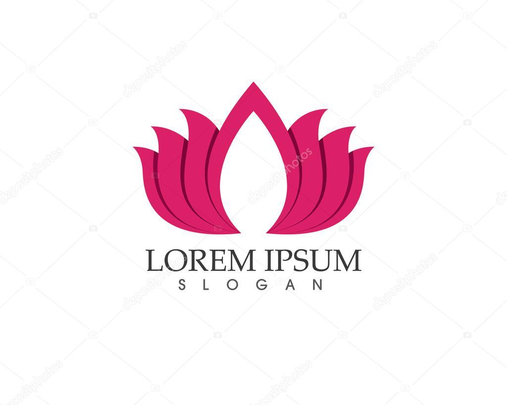 Lotus flower spa and health logo stock vector elaelo 111499302 lotus flower spa and health logo stock vector izmirmasajfo