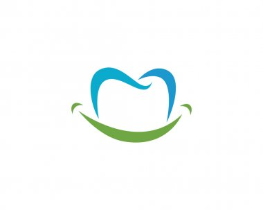 Dental care logo and template