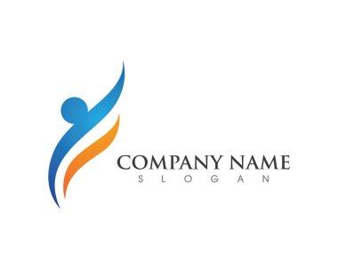 Healthy Logo Template