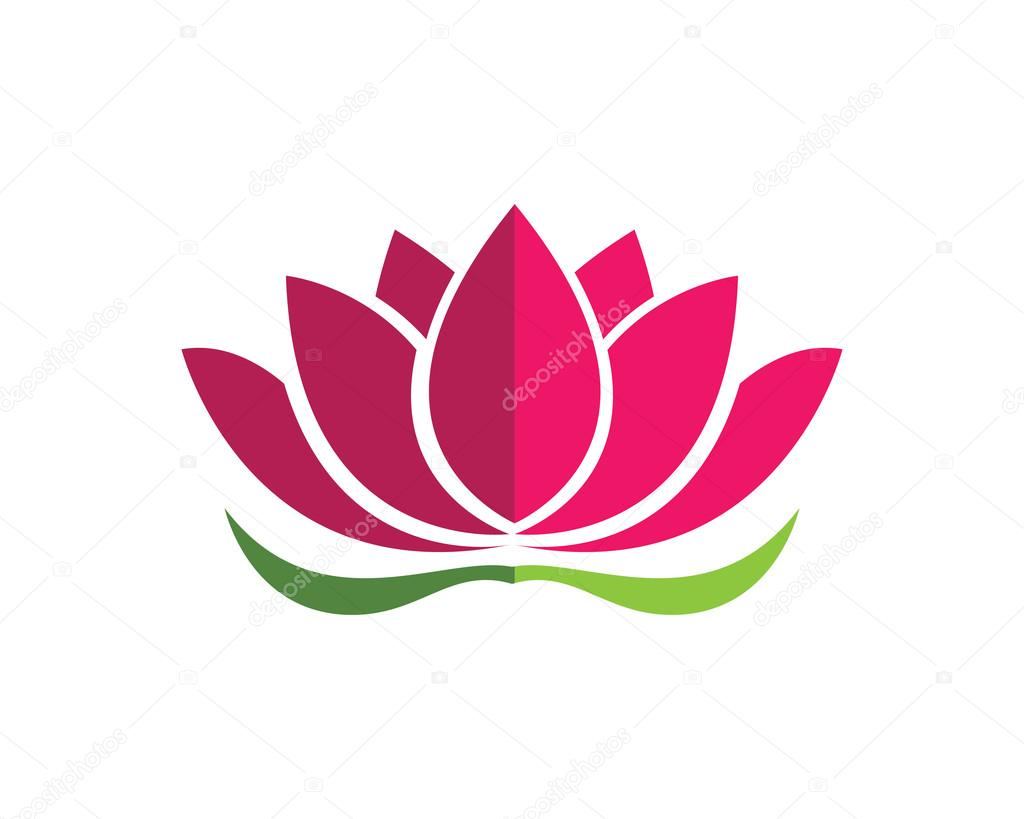 Stylized lotus flower icon vector stock vector elaelo 116209026 stylized lotus flower icon vector stock vector 116209026 dhlflorist Images