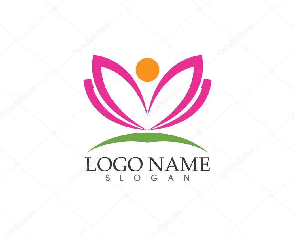 Lotus flower logo spa stock vector elaelo 120818584 lotus flower logo spa stock vector izmirmasajfo