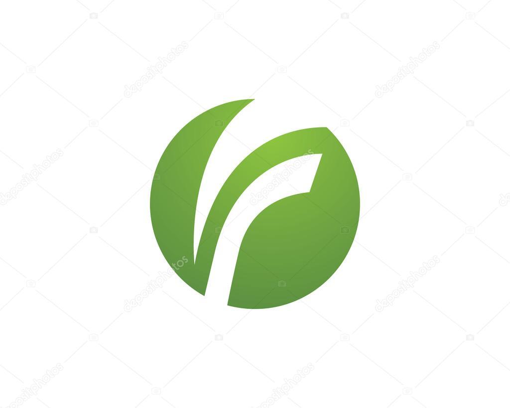 f letter logo template vector stock vector