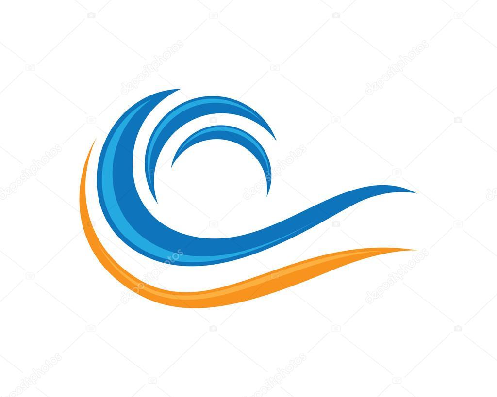 C Wave Logo