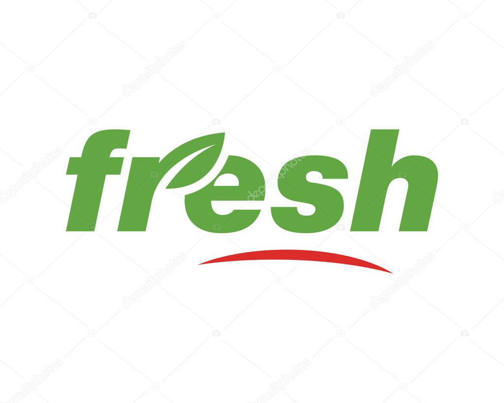 fresh green logo