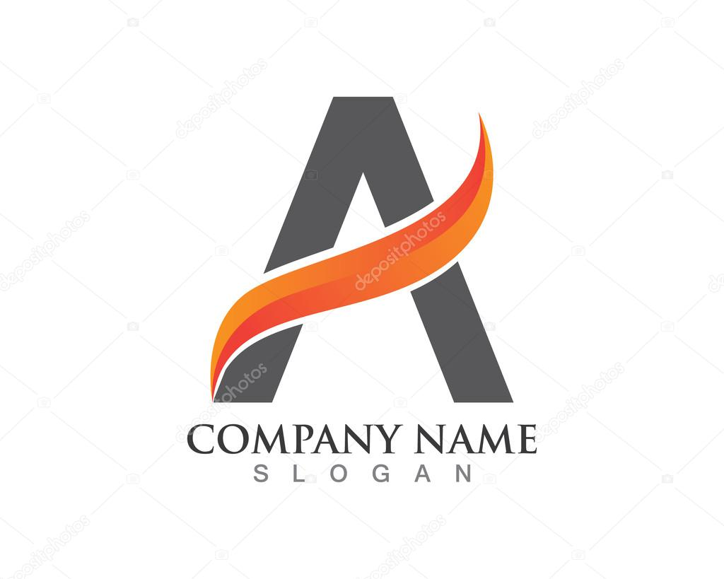 a logo sample logo for company � stock vector 169 elaelo