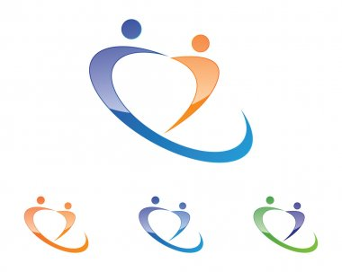 Healty  care success logo