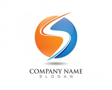 S faster logo