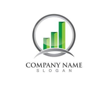 Finance logo/ building logo