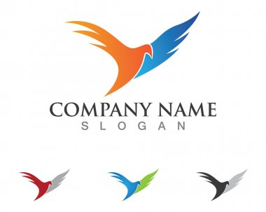 bird logo or template