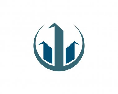 building and finance logo