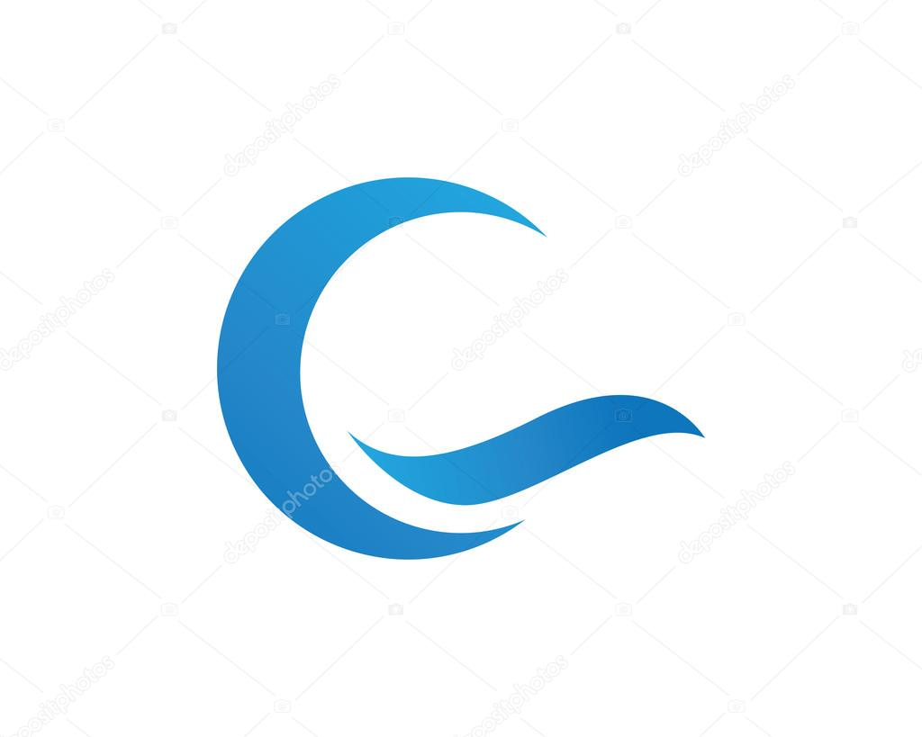 Wave Logo Template