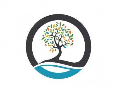 Eco Tree Logo Template