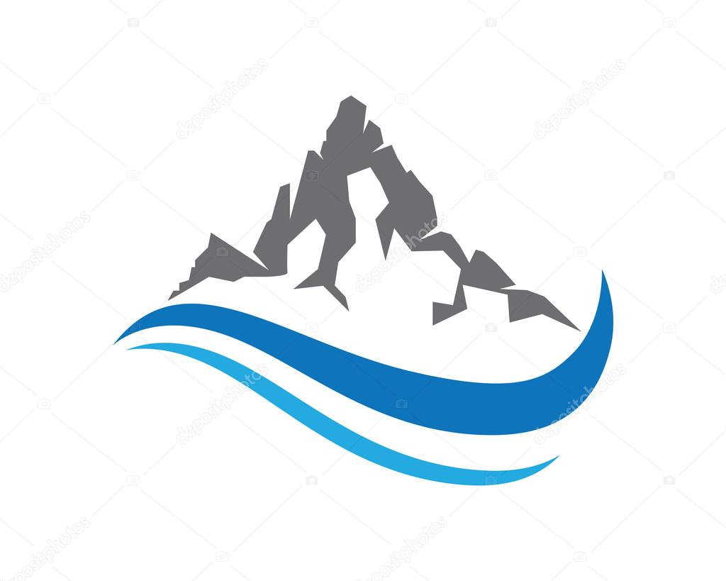Mountain Logo Template