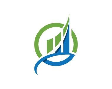 Finance business logo