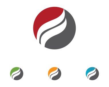 Finance grafick logo