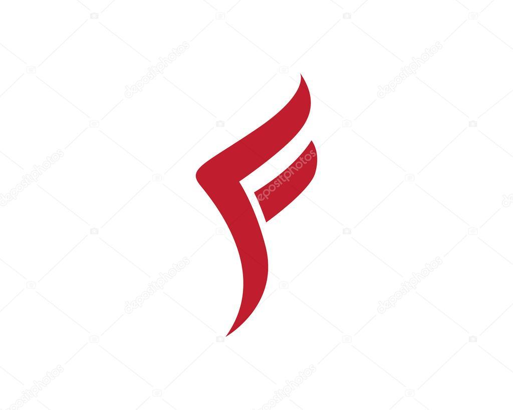 f letter logo � stock vector 169 elaelo 99614824