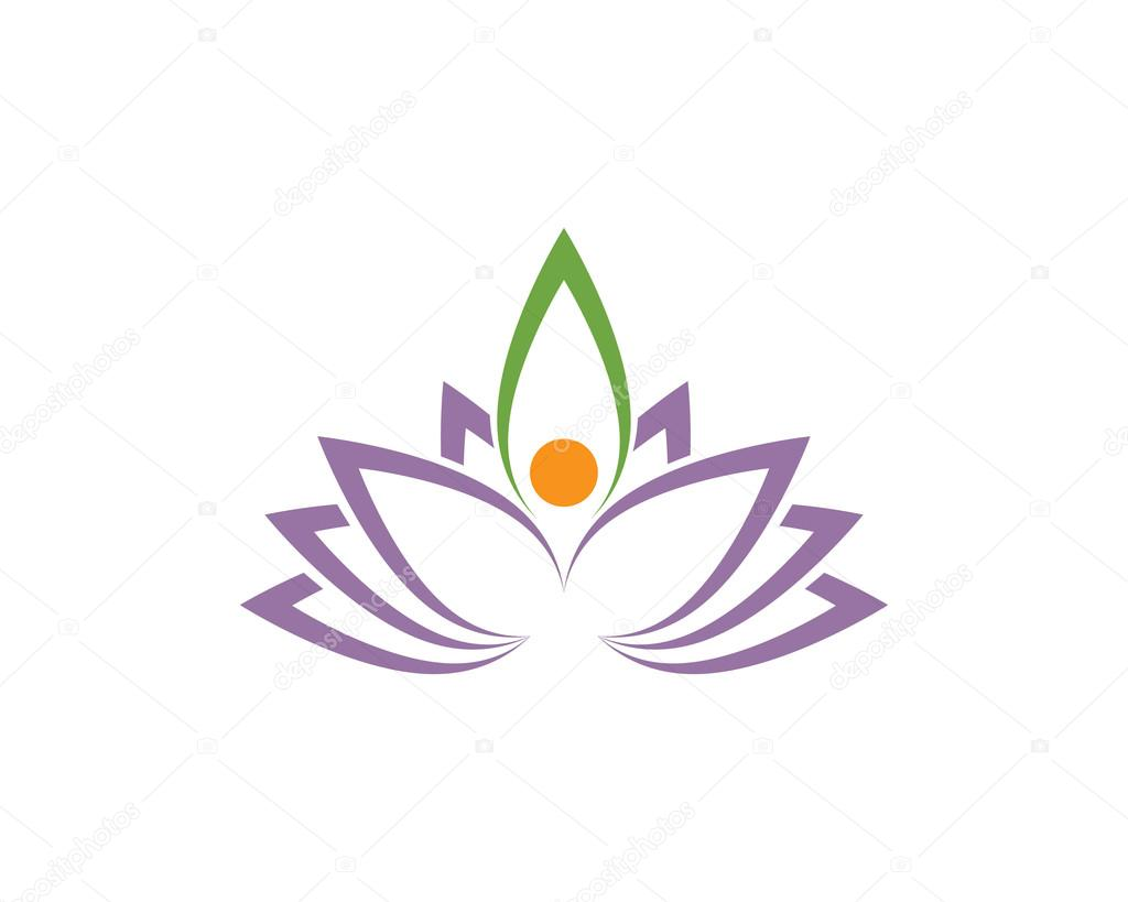 Lotus flower spa logo stock vector elaelo 99614958 lotus flower spa logo stock vector izmirmasajfo