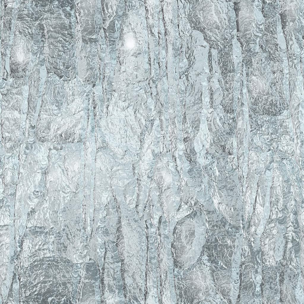 Seamless tileable ice texture Frozen water Abstract realistic