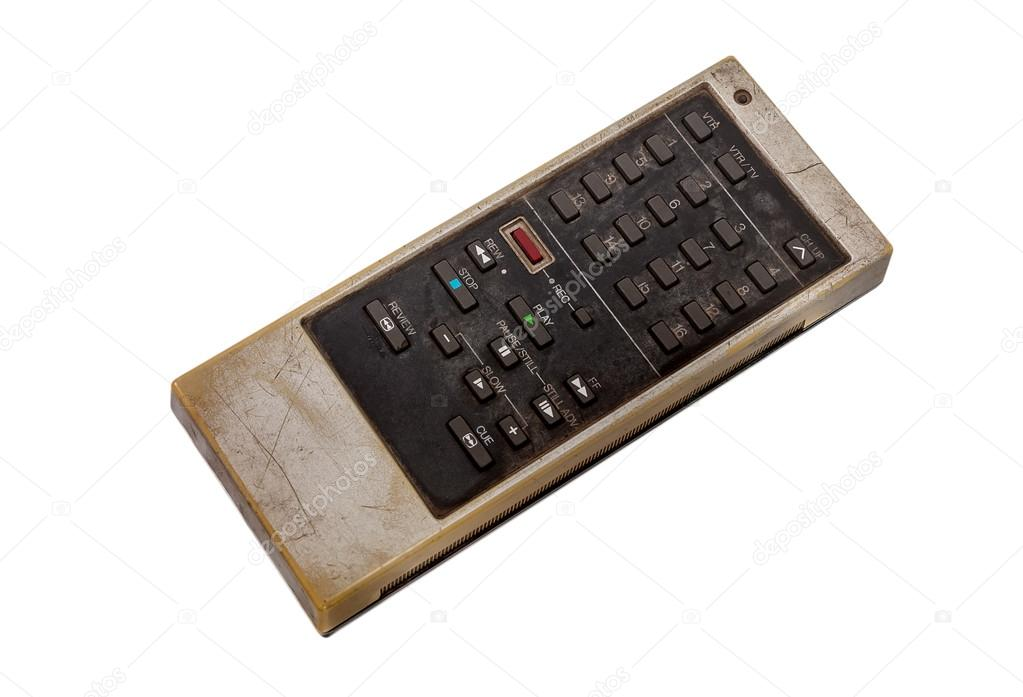 Old remote control for television stock photo hadkhanong1979 old remote control for television stock photo publicscrutiny Gallery