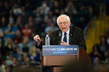 Bernie Sanders rally in Saint Charles, Missouri