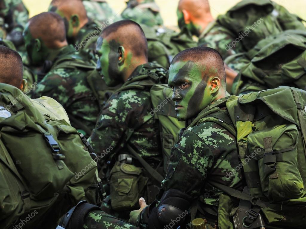 Thai soldier