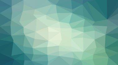 polygon Mosaic Background, Creative Design Templates