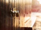 Zámek dveří