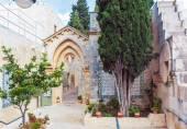 Fotografie Kirche des Pater Noster, Ölberg, Jerusalem