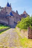 Torri del castello medievale, Carcassonne