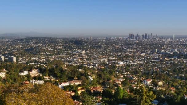 Los Angeles Skyline sokkal létrehozó lövés