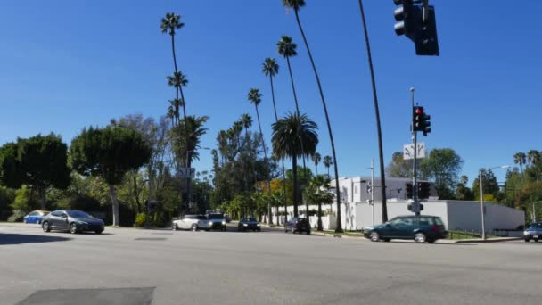Beverly Hills Intersection