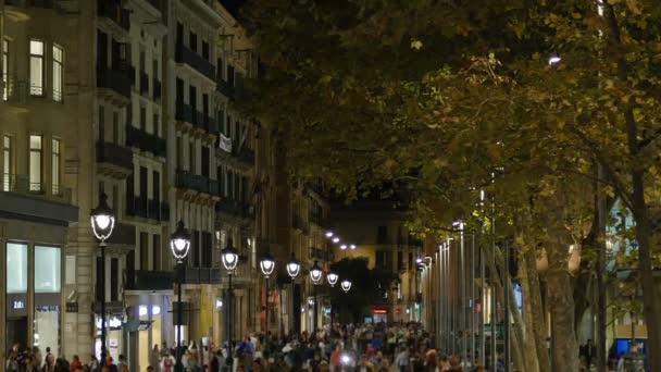 Barcelona ulice