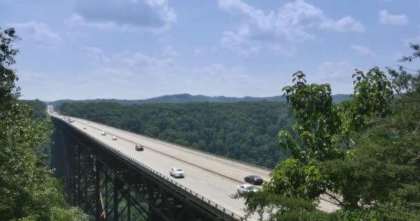 4 k New River Gorge Bridge