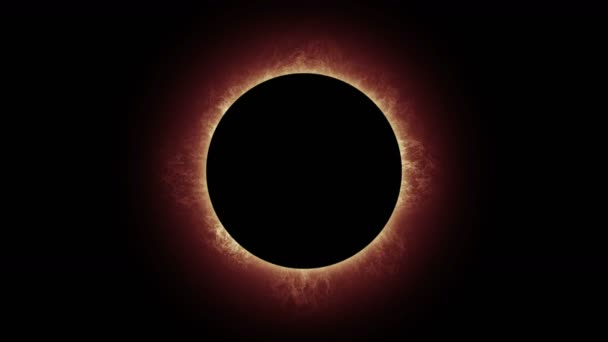 4K Solar Eclipse Ring of Fire 4252