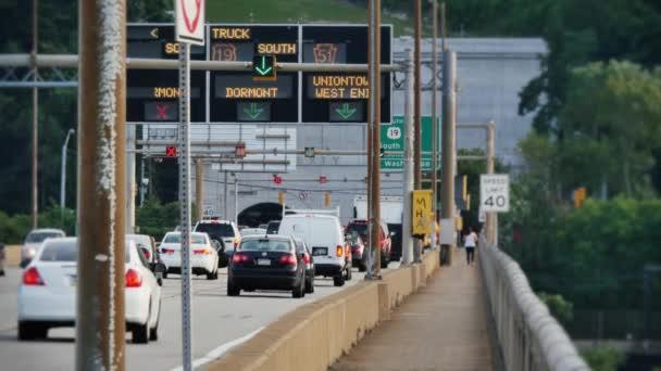 4 k Pittsburgh Liberty trubky provoz