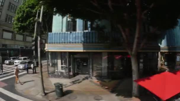 Los Angeles řízení zobrazení profilu