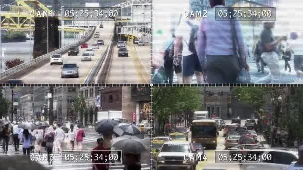 město bezpečnostní kamery