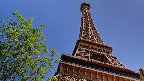 Casino Paříž Eiffelova věž zavedení Shot