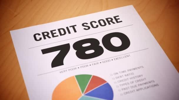4k odstranění kreditní skóre zprávy