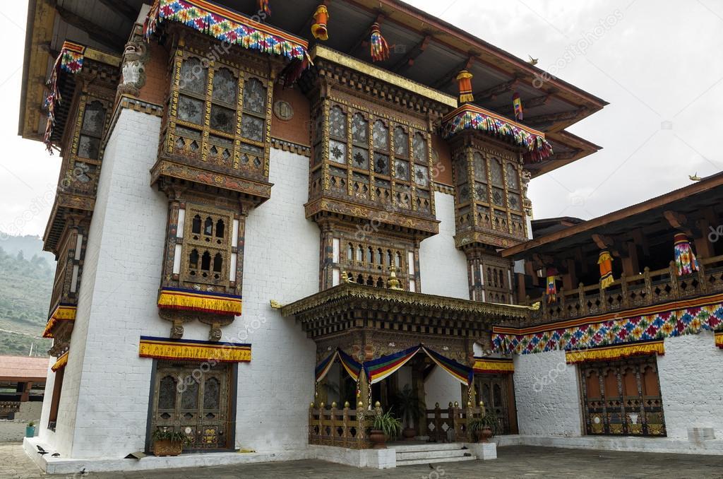 Voyage organisé au Bhoutan