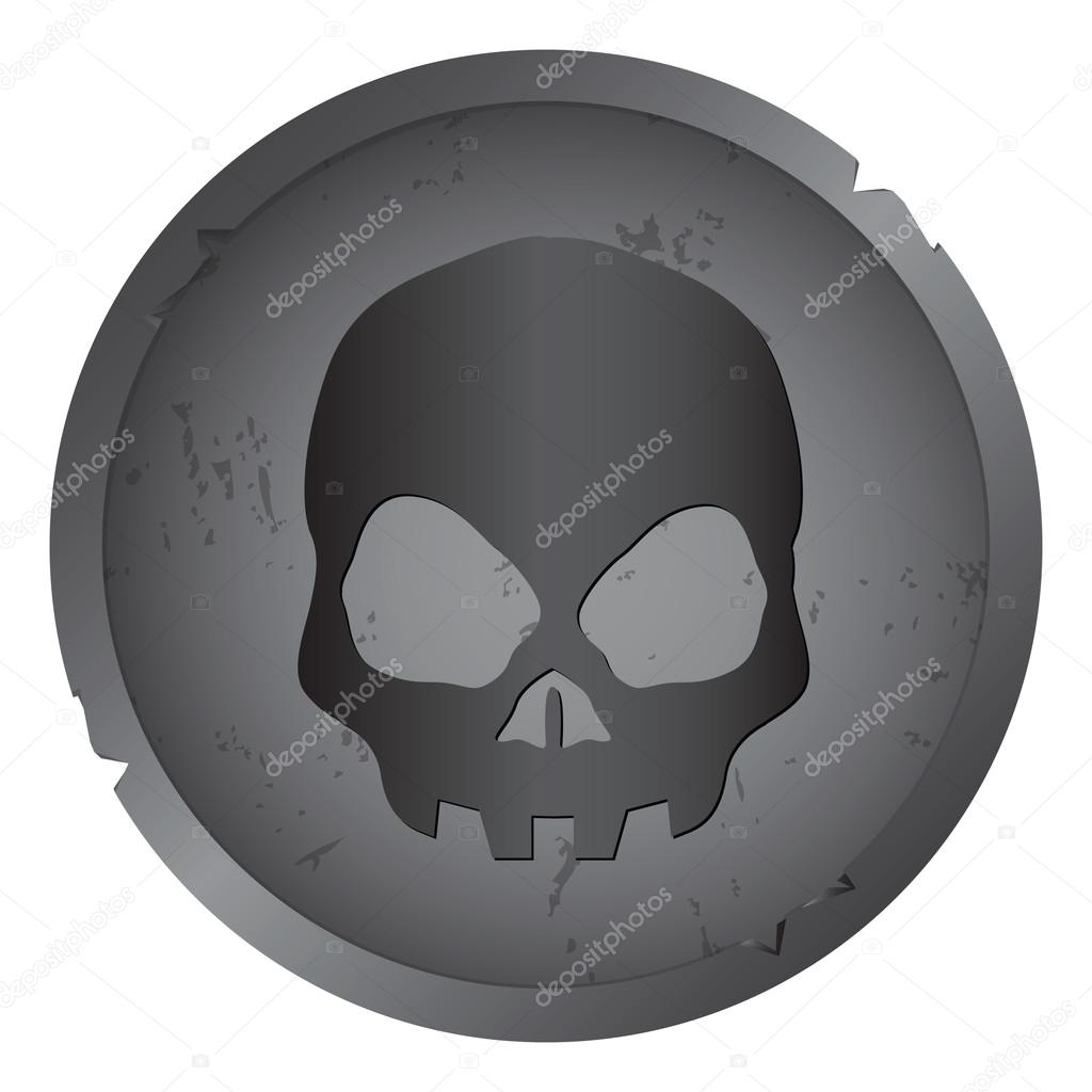 Cartoon Skulls And Faces Stock Vector Kozzi2 107939212