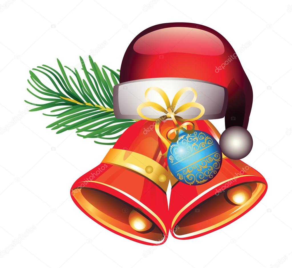 Christmas Bells Are Ringing.Christmas Bells Are Ringing Vector Stock Vector C Kozzi2