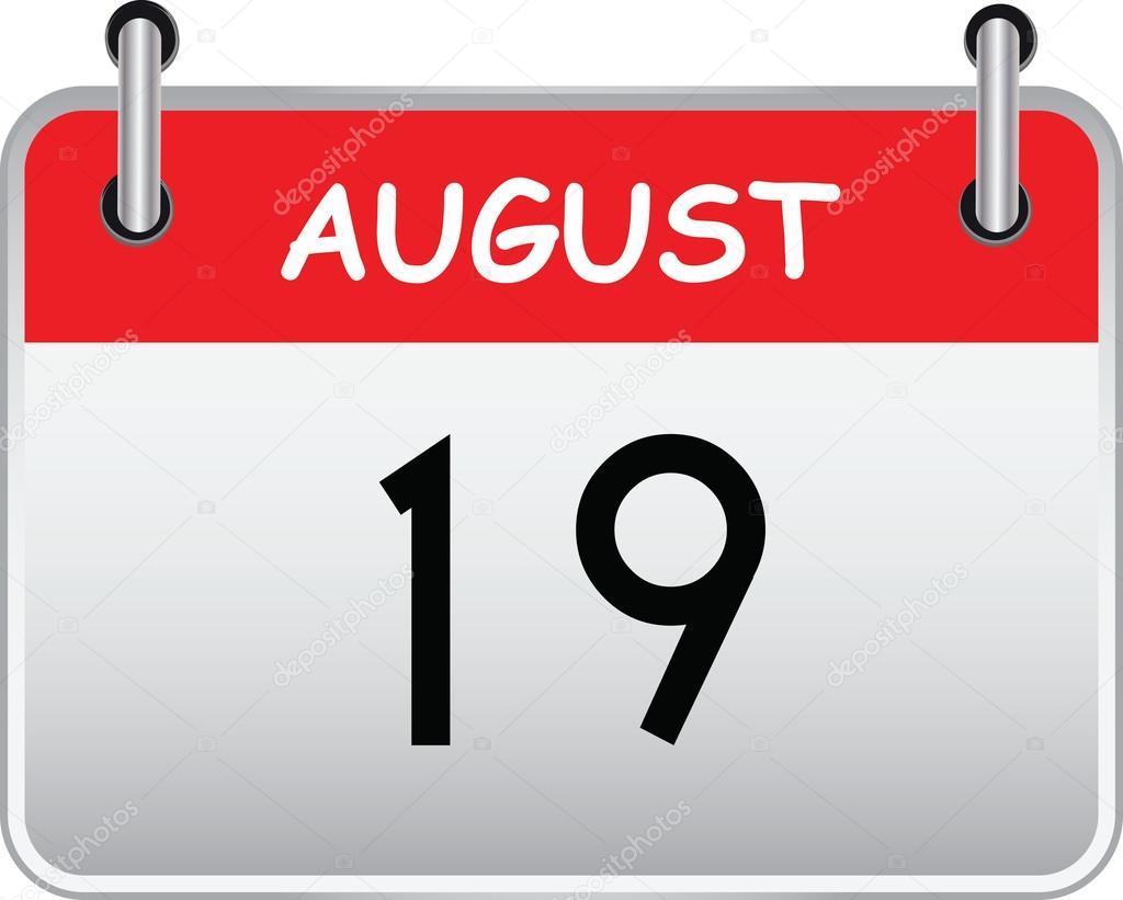 Calendario Clipart.Clipart Calander Calendar Clipart Illustration Stock