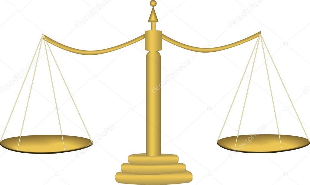 image num rique d 39 une balance de la justice image vectorielle kozzi2 108649170. Black Bedroom Furniture Sets. Home Design Ideas
