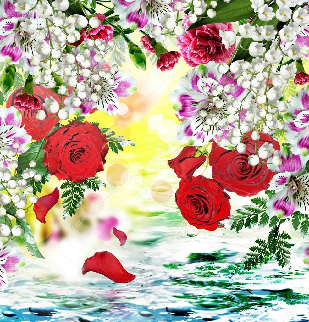 Nature. flowers.