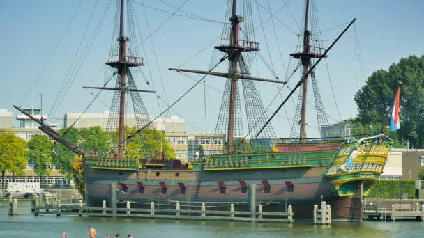 East Indiamen Amsterdam ship