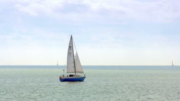 Jachting v jezeře Markermeer