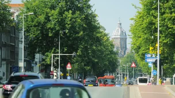 Pouliční dopravy v centru města