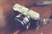 fotoaparát vinobraní